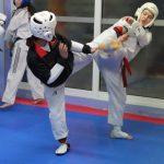 Αγωνιστική Προπόνηση με Κορεάτες - 16/2/2017