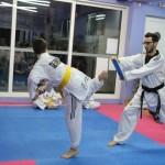 Α.Σ. Σάτζα Εξετάσεις Gup TaeKwonDo ( 15/12/2013 )