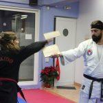 Εξετάσεις Gup & Dan Hapkido - 15/12/2017