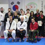 Εξετάσεις GUP & DAN Hapkido (19/12/2018)