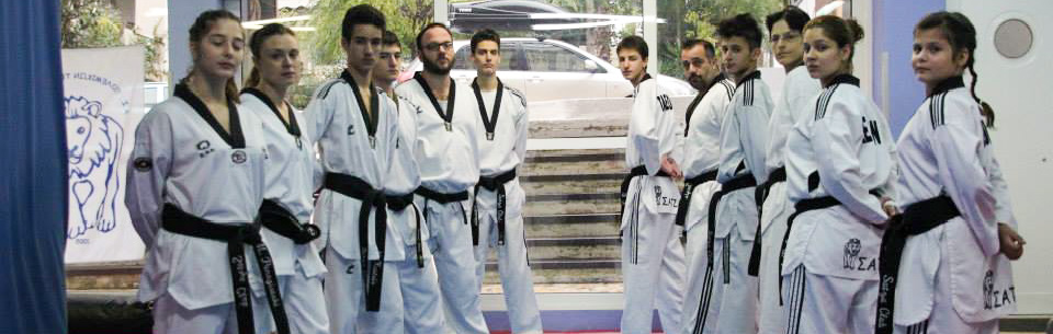 Tae Kwon Do - Satza Black Belt club